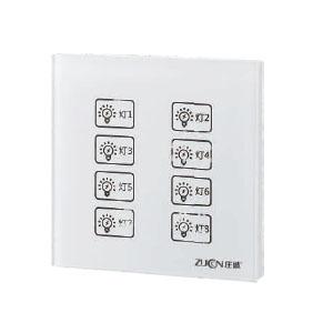 ZC-SW8 8位开关触摸面板